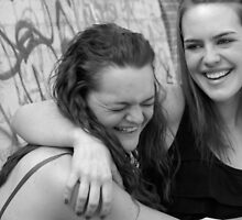 Sisters by Rebecca  Nicolandos