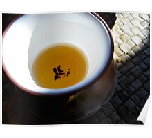 Leaf Tea Poster
