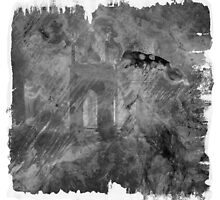 The Atlas of Dreams - Plate 12 (b&w) by Richard Maier