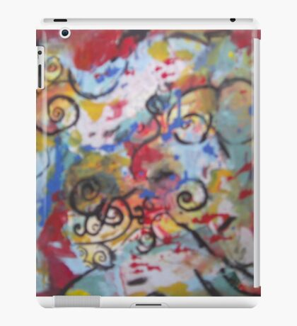 AFRICAN TEXTILE iPad Case/Skin