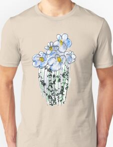 Messy Flowers T-Shirt