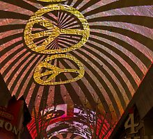 The Fremont Street Experience by Kate Purdy