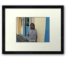 Roberta  Framed Print