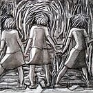 Into The Woods Again by Karen Gingell