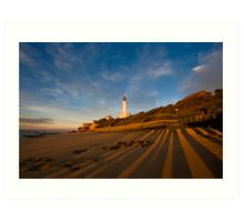 Point Lonsdale Lighthouse Art Print
