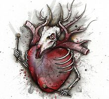 Deer Heart Beater by Kaitlin Beckett