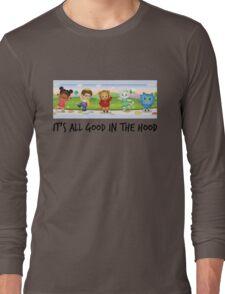 Daniel Tiger Long Sleeve T-Shirt