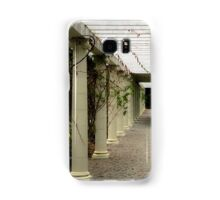 Everything in Columns Samsung Galaxy Case/Skin