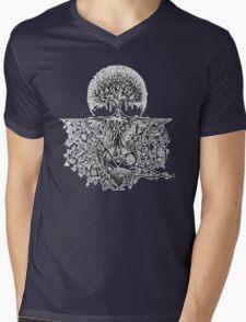 Stars are nature's factories Mens V-Neck T-Shirt