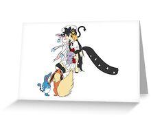 Pokemon: Group Greeting Card