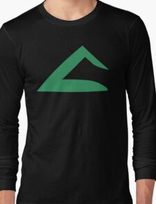 Ash Ketchum Kanto Emblem Long Sleeve T-Shirt