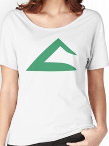 Ash Ketchum Kanto Emblem Women's Relaxed Fit T-Shirt