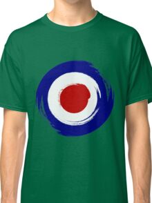 Brush stroKe Mod Target Classic T-Shirt