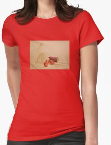 Still life with lamp and apples T-Shirt