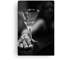 The drink Canvas Print