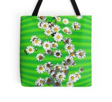 Riot of Spring Flowers tee Tote Bag