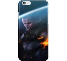 Mass Effect: Commander Shepard iPhone Case/Skin