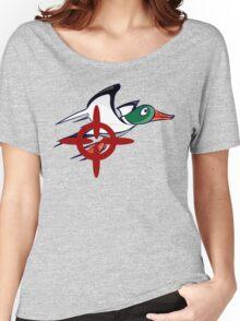 Duck Hunt - Duck James Women's Relaxed Fit T-Shirt