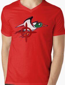 Duck Hunt - Duck James Mens V-Neck T-Shirt