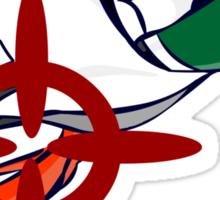 Duck Hunt - Duck James Sticker