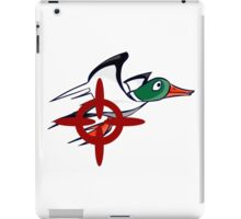 Duck Hunt - Duck James iPad Case/Skin