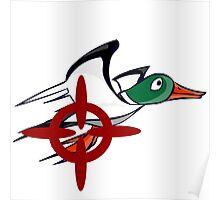 Duck Hunt - Duck James Poster
