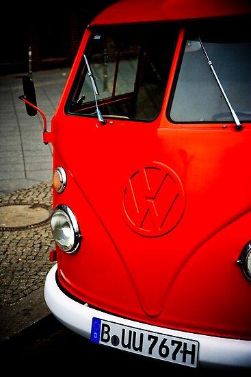 """VW """"Splittie"""" by Daniel Webb"""
