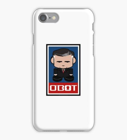 Mitt Romneybot Toy Robot 1.1 iPhone Case/Skin
