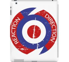 Direction Reaction Mod Target design iPad Case/Skin