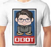 Rachel Politico'bot Toy Robot 1.1 Unisex T-Shirt