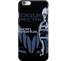 Mass Effect: Saren Arterius iPhone Case/Skin
