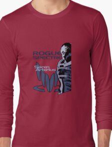 Mass Effect: Saren Arterius Long Sleeve T-Shirt
