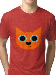 Catberry.js Framework Logo Tri-blend T-Shirt