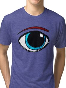 Eye Am Watching You Tri-blend T-Shirt