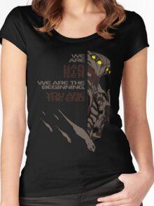 Mass Effect: Harbinger Women's Fitted Scoop T-Shirt