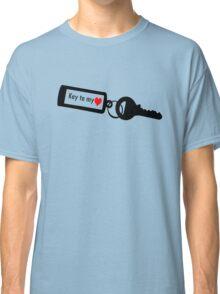 Key to my Heart Classic T-Shirt