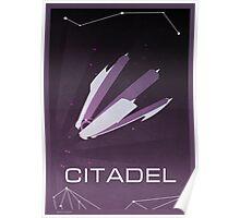 Mass Effect: Citadel Poster