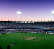 MCG by Lachlan Doig