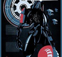 Mass Effect: Legion by spiritius