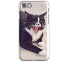 Vampire Cat iPhone Case/Skin