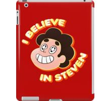 I Believe in Steven iPad Case/Skin