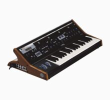 Moog Little Phatty Synthesizer Kids Clothes
