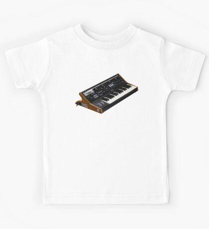 Moog Little Phatty Synthesizer Kids Tee