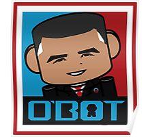 Renegade O'bamabot Toy Robot 1.2 Poster