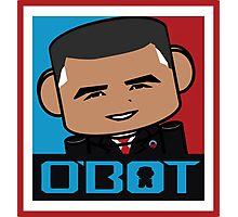 Renegade O'bamabot 1.2 Photographic Print