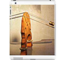 A Suspension Bridge  iPad Case/Skin
