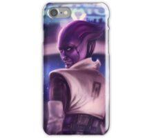Mass Effect: Aria T'Loak iPhone Case/Skin