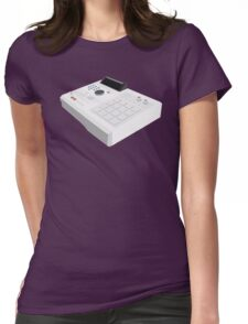 Akai MPC 2000xl Womens Fitted T-Shirt