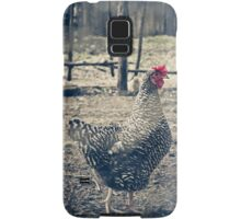 Through the Barb Wire Fence - Sally Samsung Galaxy Case/Skin