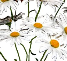 The Scent of Daisies ~Sadness Sticker